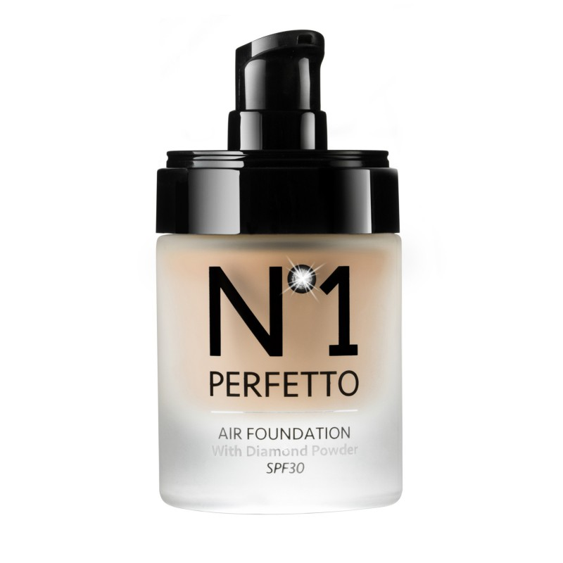 AIR FOUNDATION with Diamond Powder