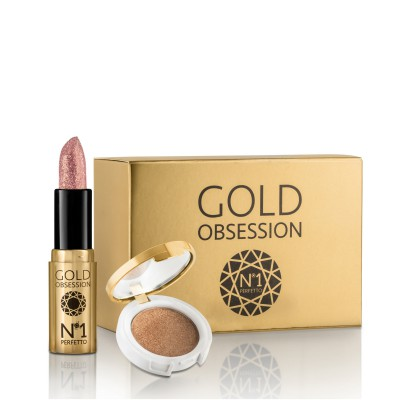 Gold Obsession Duo EYE&LIP 24KR